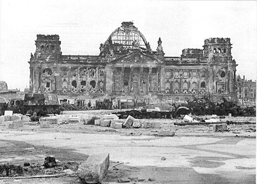 reichstag fire coursework